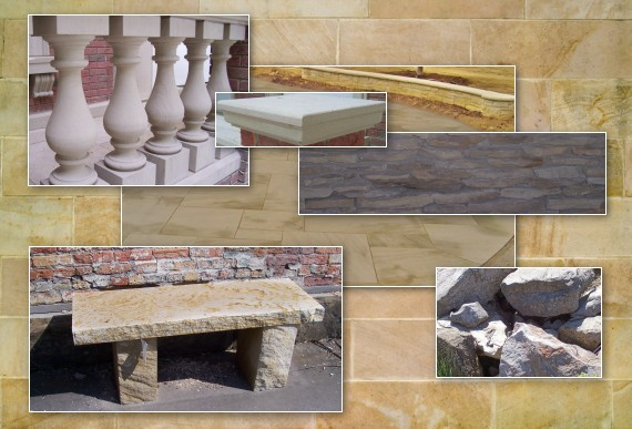 Berea Sandstone Patio Stone Designs